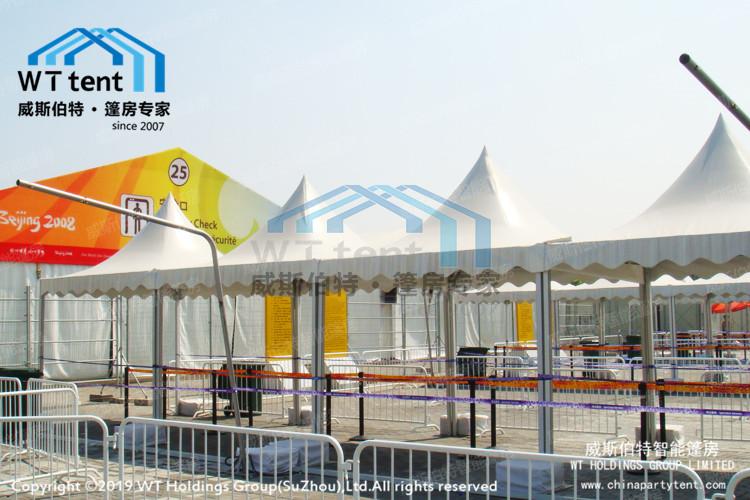 2008年北京奥运夏季篷房