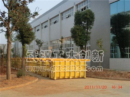 2011年7月本公司生产基地迁入武汉市江夏区郑店黄金工业园