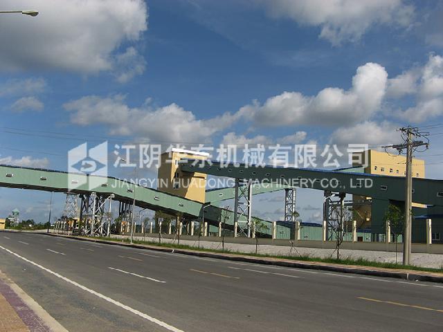 越南金甌化肥輸送系統