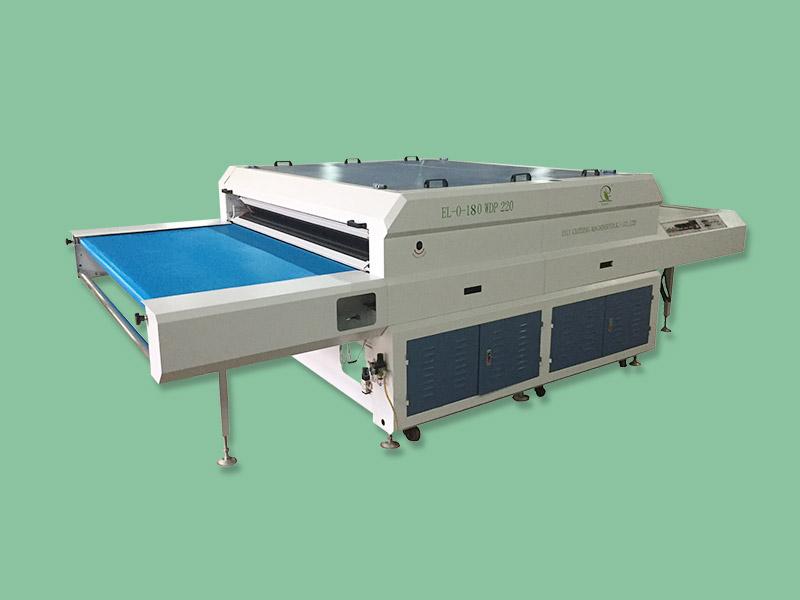 EL-O-180WDP 220 波浪式热熔粘合机