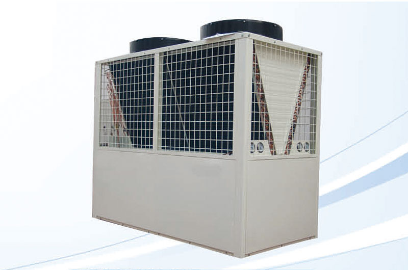 Groundwater source heat pump
