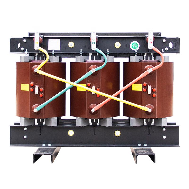 10kV级SC(B)13型三相树脂绝缘干式变压器