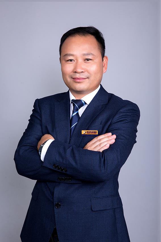 貴州分公司大客戶總監 李玉鵬