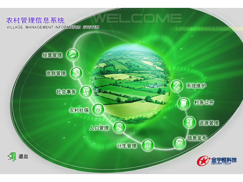 农村管理信息系统