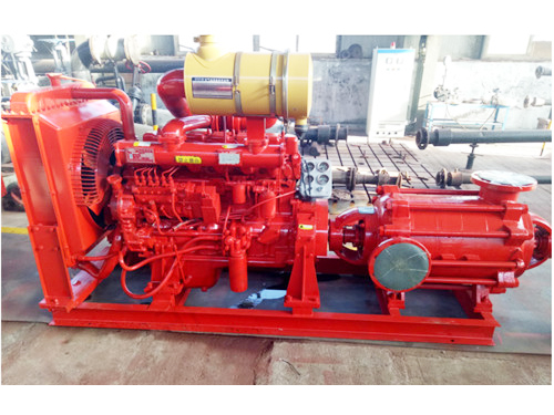 XBC消防應急柴油機水泵機組