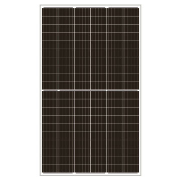Half Cell Mono crystalline Solar Panel with 158.75mm cell NBJ-345M-60H