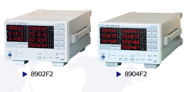 三相電參數測量儀8902F2/8904F2