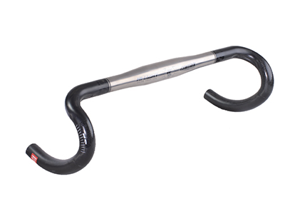Titanium racing handle bar