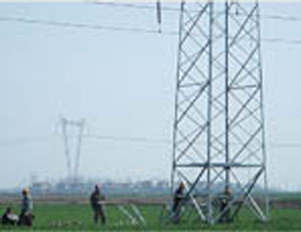 通信微波铁塔