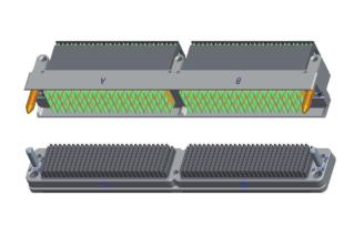 第三代LRM系列模塊化連接器