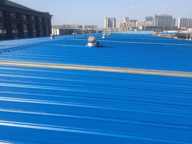 钢结构屋面翻新
