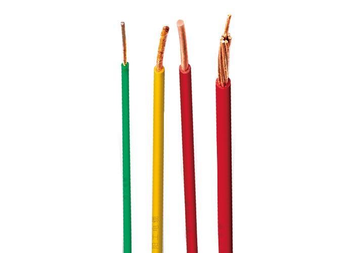60227 IEC 01(BV)、BLV 銅(鋁芯)聚氯乙烯絕緣無護套電纜