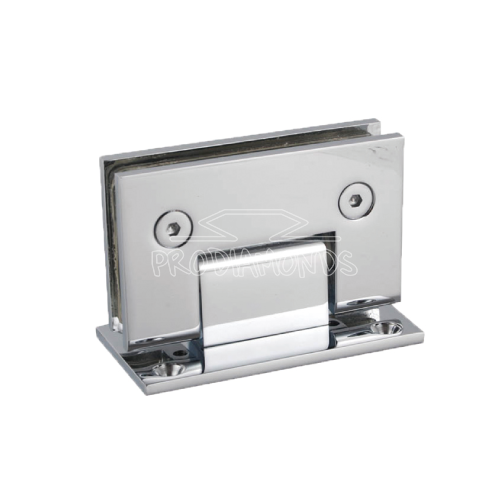 Glass To Wall T Shape 90 Degree Shower Hinge