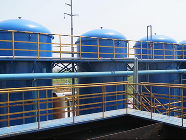 嘉兴永明石化有限公司废水处理及中水回用工程