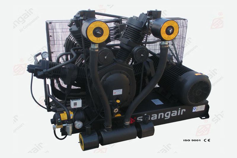 83SW Series Oil Free Middle Pressure Air Compressors (Single Set)