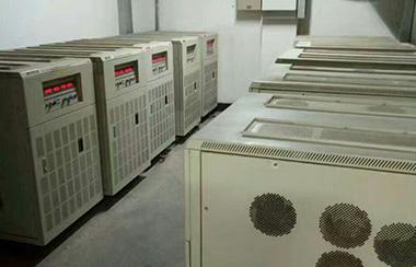 变频电源在生产线上的应用