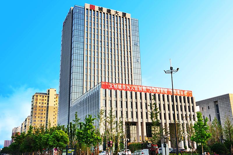 2017年魯班獎工程——南通四建集團有限公司承建的連云港檔案館
