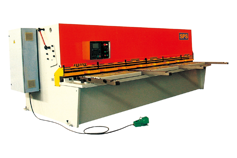QC12K 系列数控摆式剪板机