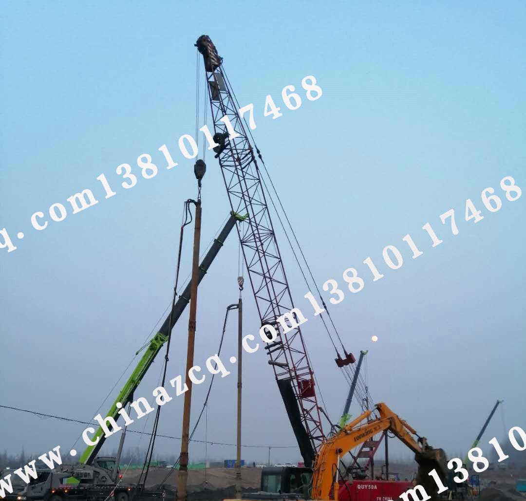 北京振沖工程機械 | 北運河香河段曹店橡膠壩振沖碎石樁項目