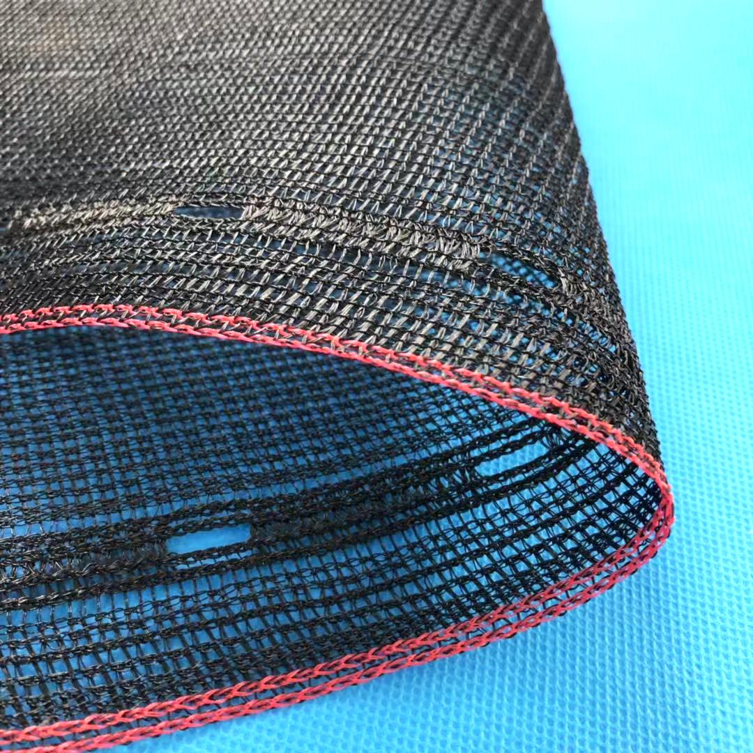 130g 黑色圓絲外遮陽網