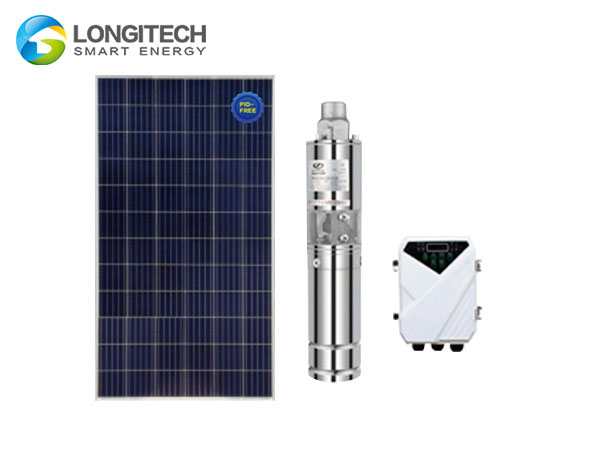 Solar submersible pump(3DSS)