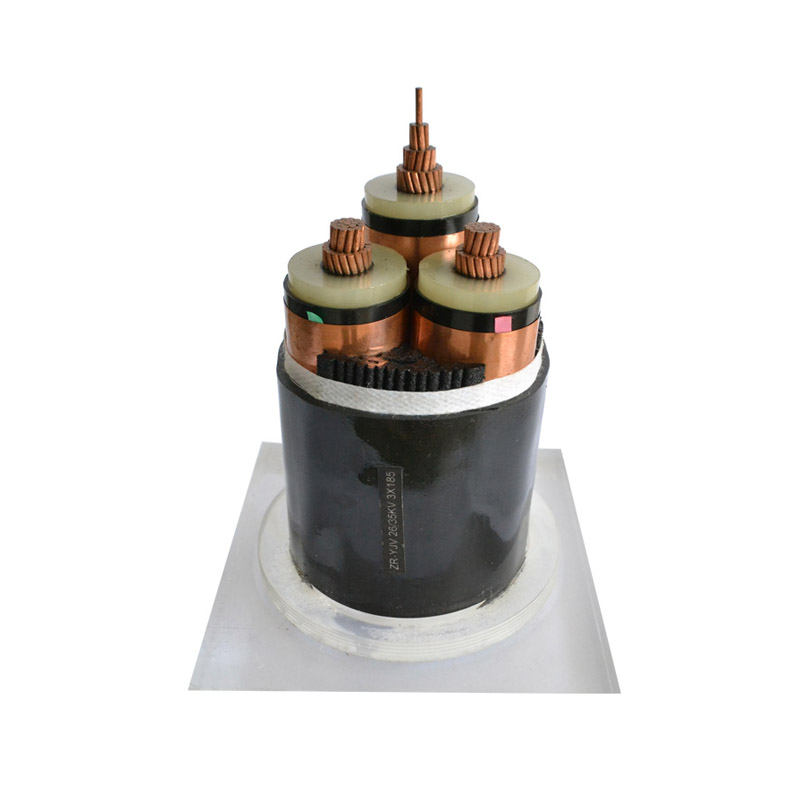 35KV及以下交联聚乙烯绝缘电力电缆(YJV、YJY、YJV22、YJV23)