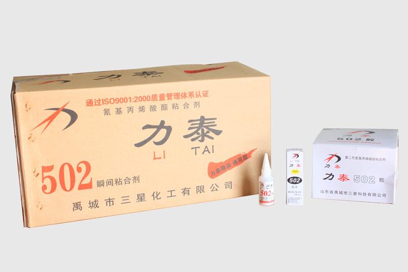 力泰502(圓瓶)