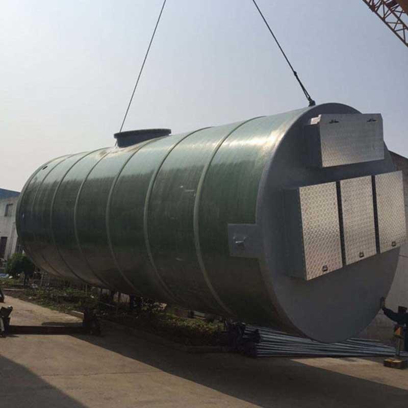 一體化泵站廠家:一體化泵站需根據當地的環境條件進行定制