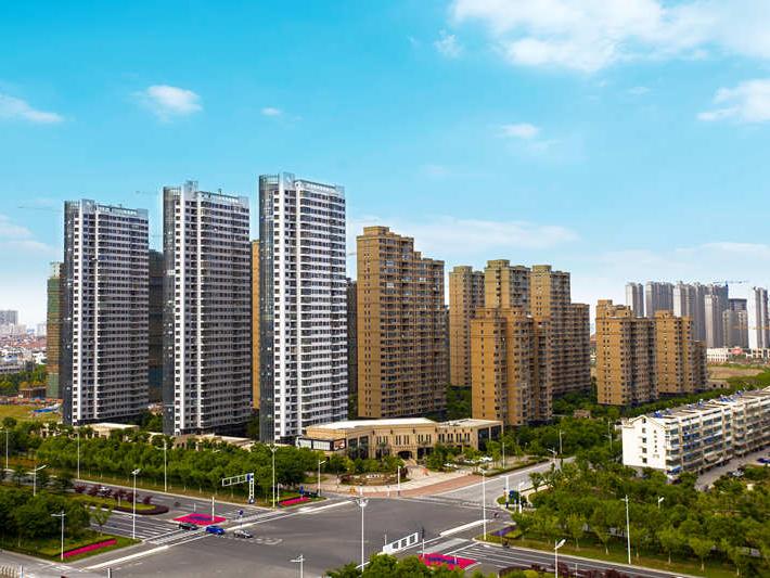 長慶湖濱花園二期工程