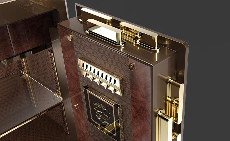 细节展现品质,可适用家具、办公、财会等