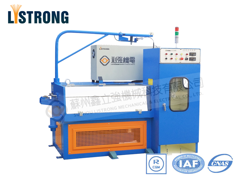 24DL Fine Aluminum Wire Drawing Machine