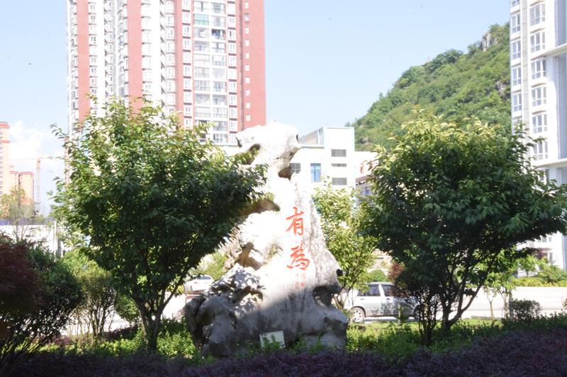 安順電大校園環境