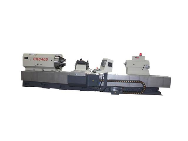 CK8465 CNC Roll Lathe