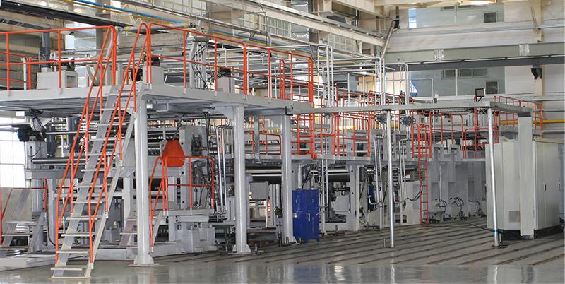 碳纖維涂浸膠機組(2-1)JJT-1275  (2011.12)