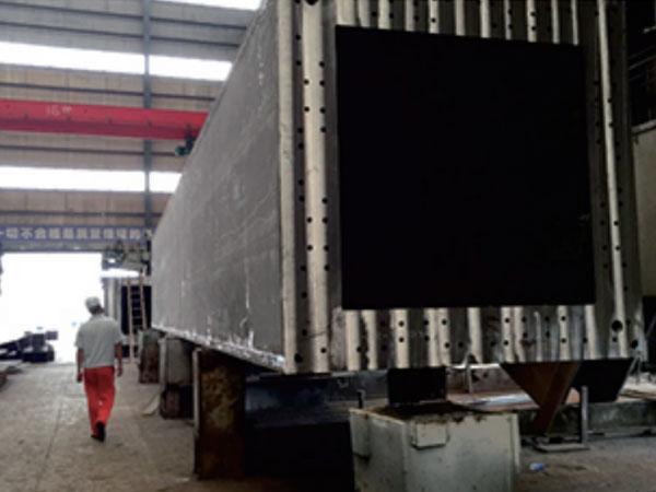 電廠箱型柱(尺寸3米×3米)