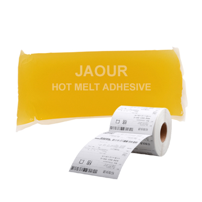 Adhesive for Logistics Labels