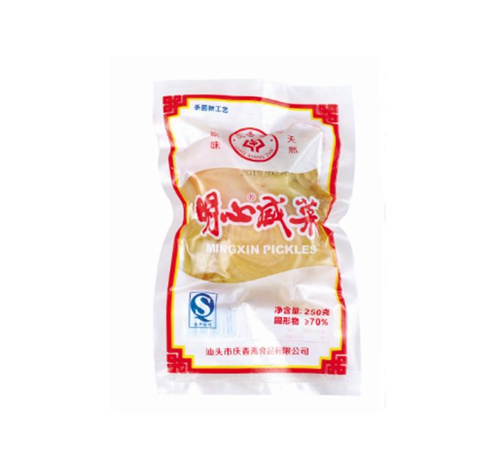 明心咸菜(250g)