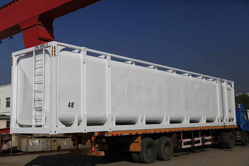 Squareless Fuel Tanks