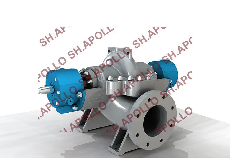 單級雙吸泵ACS系列