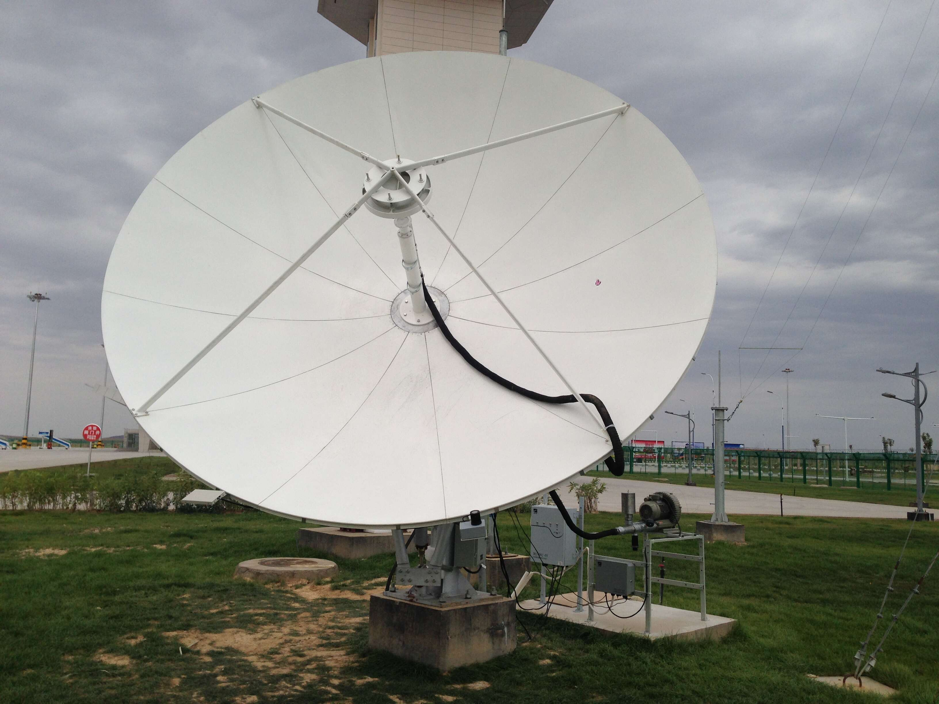 Installation and commissioning of VHF remote control station of Urumqi regional control center