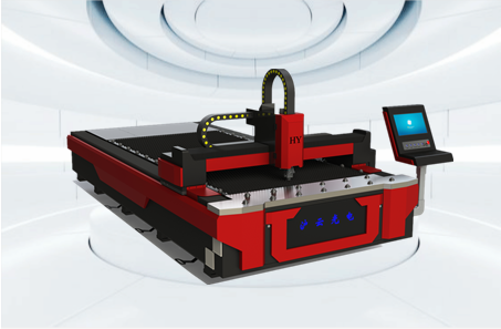 SINGLEPL ATFORM FIBER LASER CUTTING MACHINE