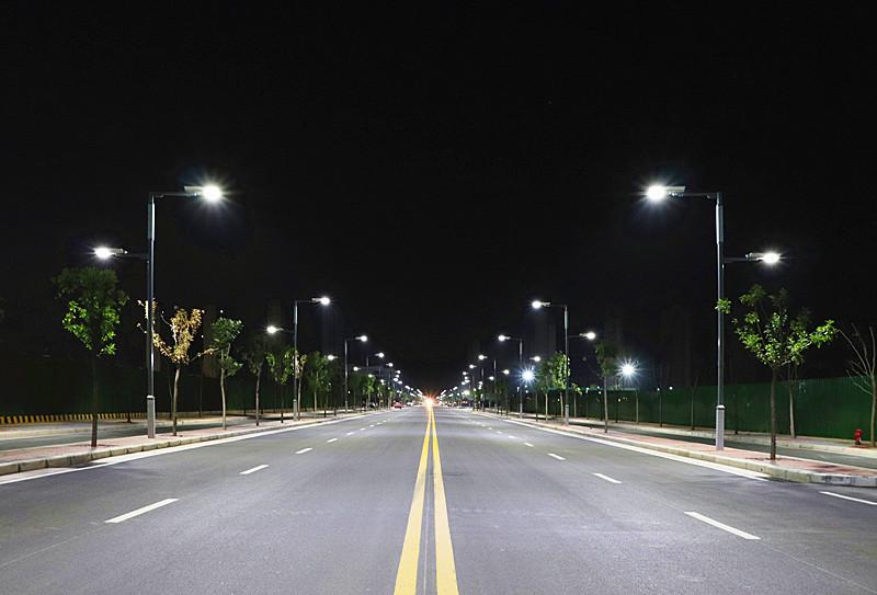 紫荆科技园一期路段