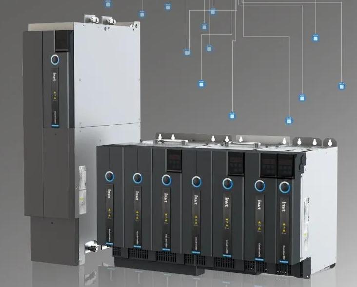 萬千應用,一網打盡--Goodrive600系列高性能多傳動變頻器
