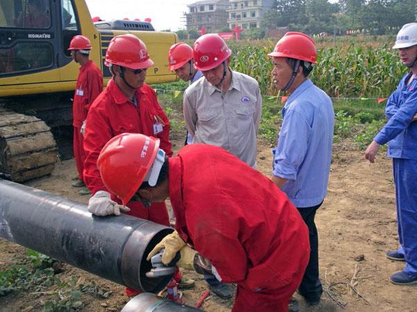 湖南成品油管道工程