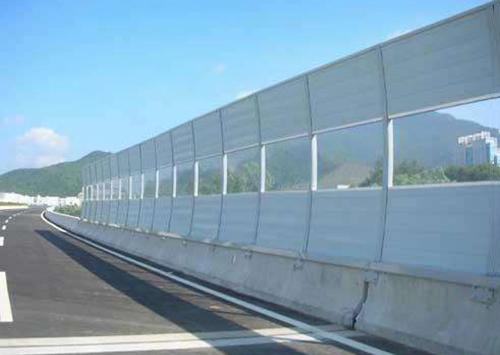 鋼結構聲屏障