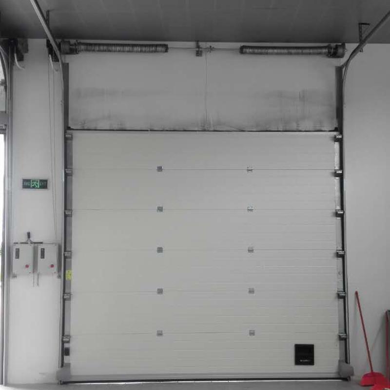 工業提升門