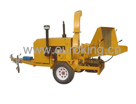 50Hp Diesel Powered Wood Chipper