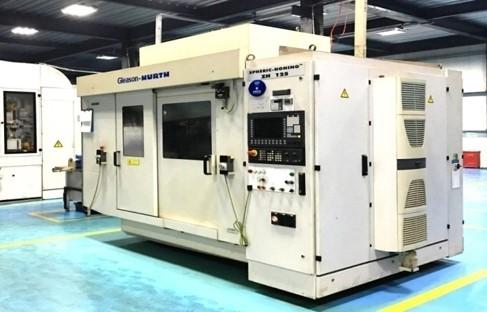 美国GLEASON强力珩齿轮加工中心