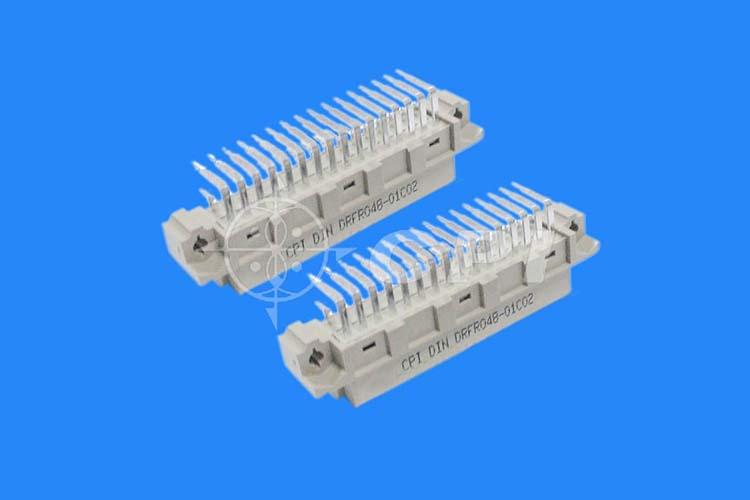 R型母座48 pin連接器