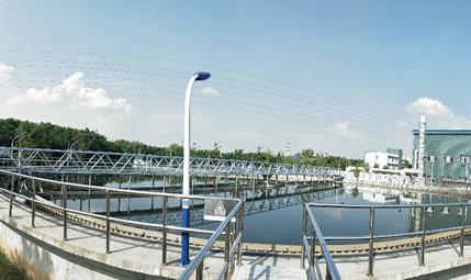武汉汉南污水处理厂